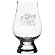 Bourbon & Rye Society Glencairn Glass