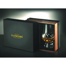 Glencairn Whisky Glass Deluxe Velvet Gift Box w/ 2 Cut Glencairn Glasses