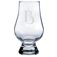 Monogrammed Celtic Glencairn Whisky Glass
