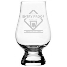 Entry Proof Glencairn Whisky Glass