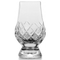 (1) Cut Crystal Glencairn Whisky Glass