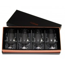 Glencairn Whisky Glass Deluxe Velvet Gift Box, Holds 4 (Box Only)
