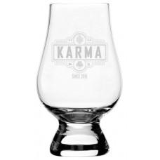 Karma Glencairn Whisky Glass