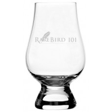Rare Bird 101 Glencairn Whisky Glass