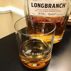 Rare Bird 101 Rocks Whisky Glass