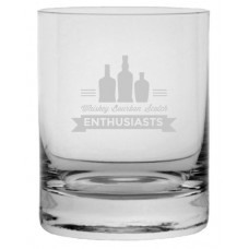 Whiskey Bourbon Scotch Enthusiasts Rocks Whisky Glass